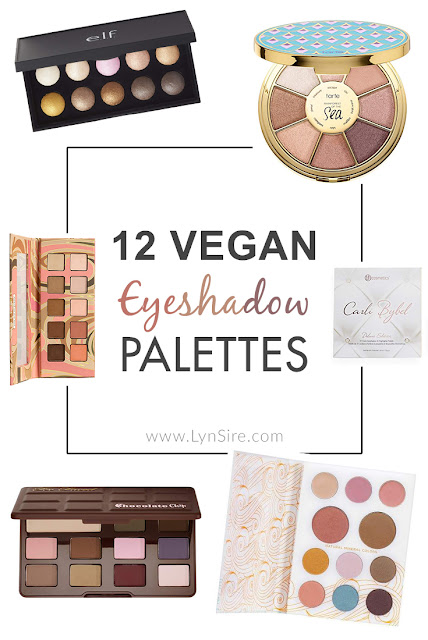 vegan makeup, cruelty free cosmetics