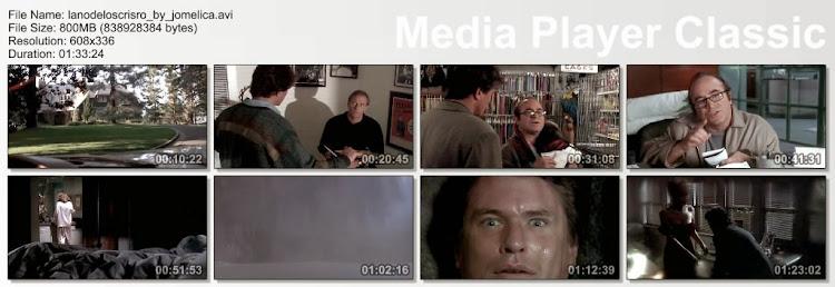 La noche de los cristales rotos | 1991 | Shattered Captuas de pantalla