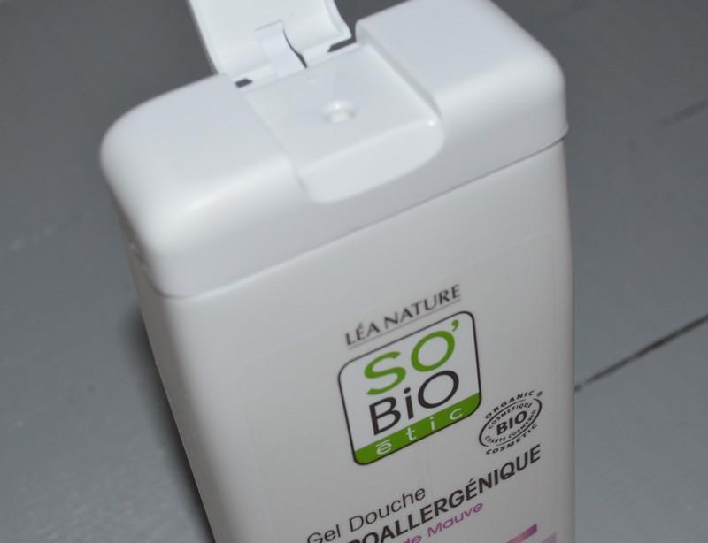 gel douche bio, gel douche sans sulfate