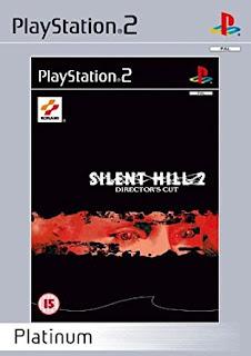 Download ISO Silent Hill 2 Directors Cut PS2 Versão Platinum
