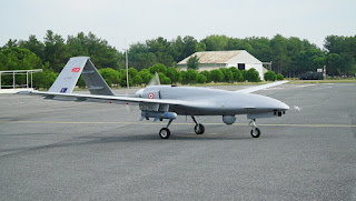 Drone Bayraktar Turki