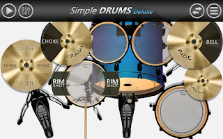 Simple Drums Deluxe APK