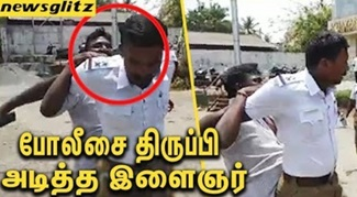 Chennai Traffic Police Atrocities   Velachery