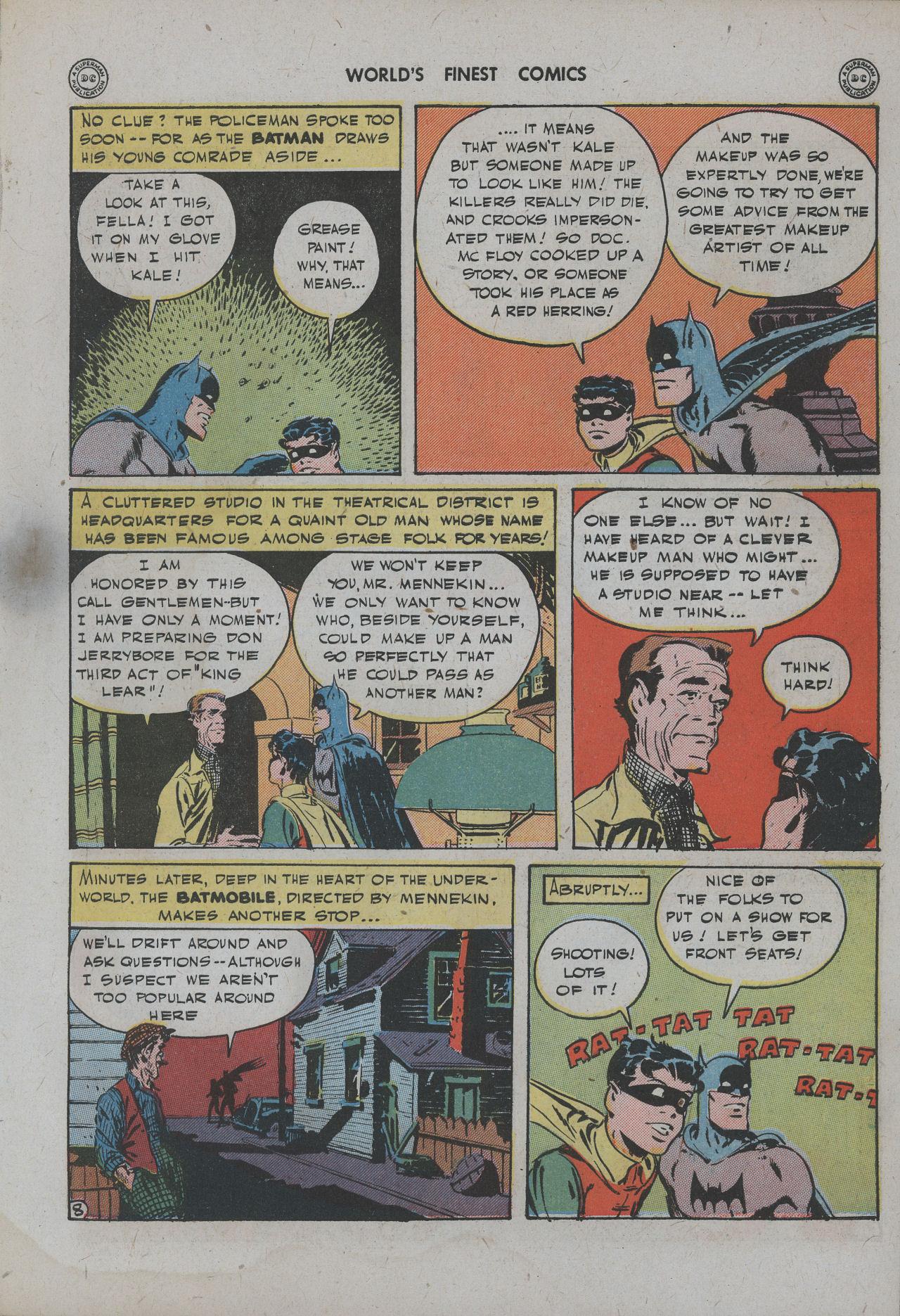 Read online World's Finest Comics comic -  Issue #15 - 78