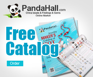 Get Free Sample Accessories Silver and more with PandaHall