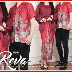 4PTH Grosir Batik Couple Ala Reva Sutra Berkualitas Bj3004