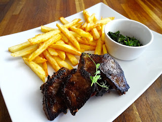 Lamb Liver & Fries