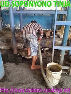 Sedot WC Margorejo Surabaya Tlp 081217744287
