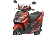 Honda Hadirkan Skutik Baru Bernama Grazia