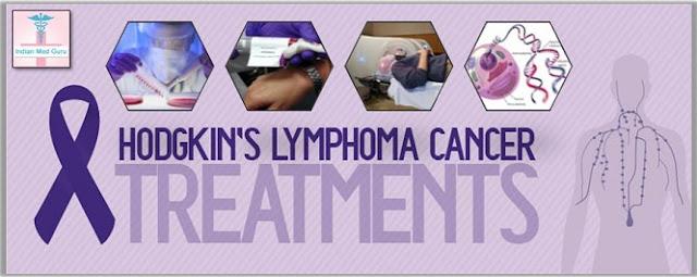 Каковы различные виды лечения, доступные для лимфом в Индии?