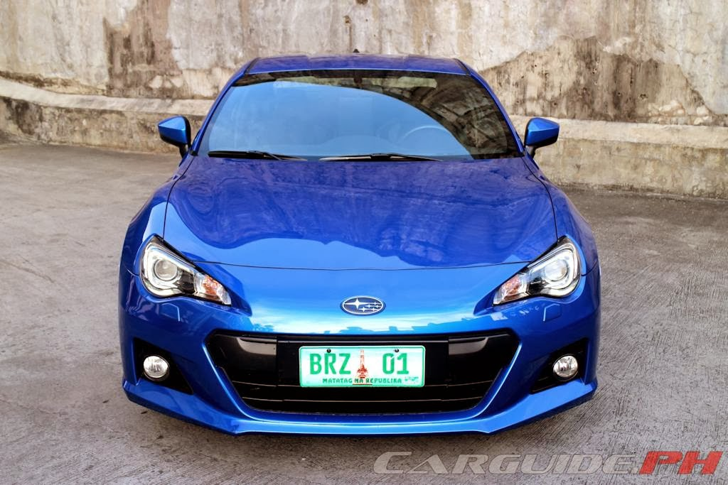 Awesome Review: 2014 Subaru BRZ M/T | Philippine Car News, Car Reviews, Automotive  Features, And New Car Prices | CarGuide.PH