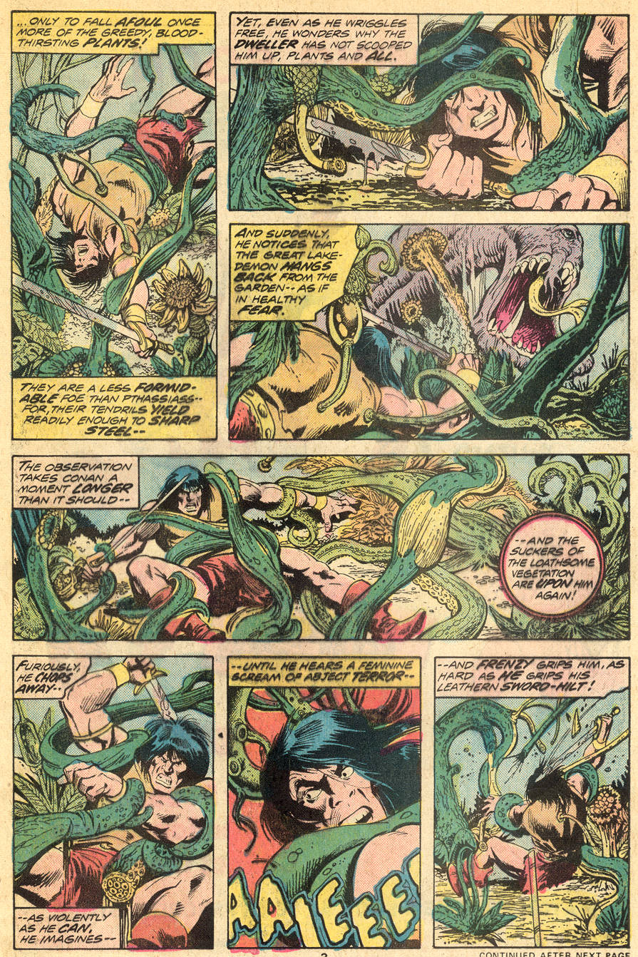 Conan the Barbarian (1970) 50 Page 3