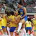 Brasil conquista o Grand Prix de vôlei feminino pela 12ª vez