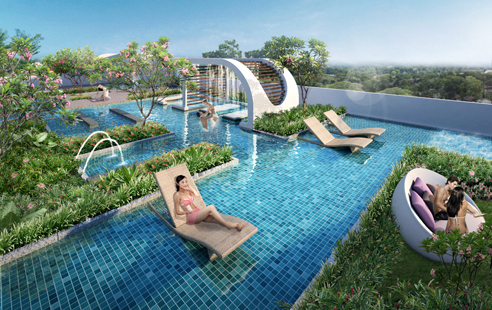 Spottiswoode Suites Aqua Cove