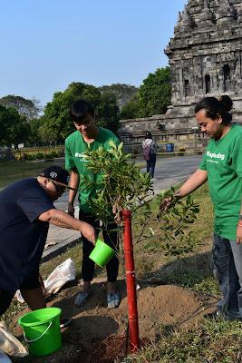 Siap Darling, Bakti Lingkungan Djarum Foundation Untuk Masa Depan