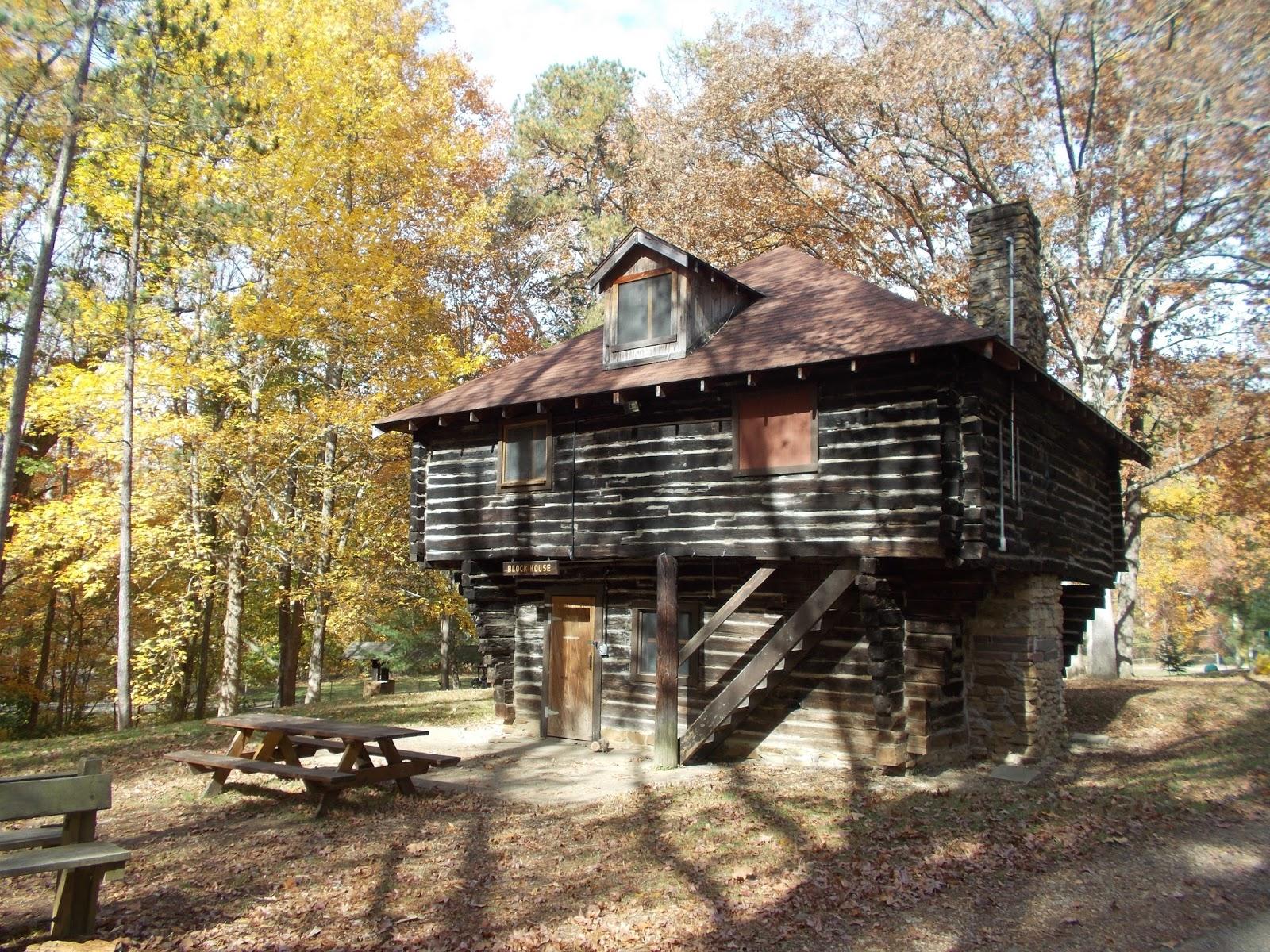 The Log Blog Boy Scout Log Cabins - Camp Oyo-6843