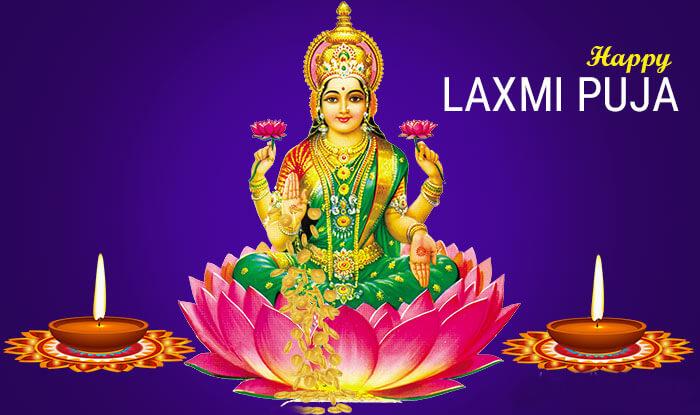 Laxmi Puja Image