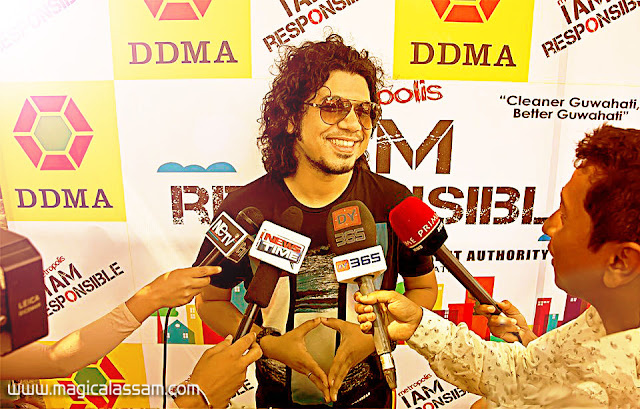 papon media campaign metropolies campaign guwahati