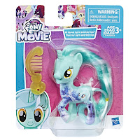 My Little Pony the Movie All About Lyra Heartstrings Brushable