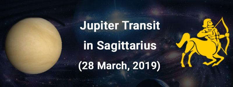 AstroSage Magazine: Jupiter Transit in Sagittarius Will Change Your