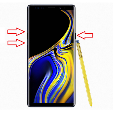 Cara Reboot ke Mode download dan Recovery Mode di Galaxy Note 9
