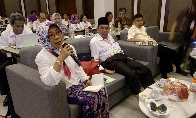 Prof Andi Niartiningsih Sebut Riset Dosen Kopertis IX Sangat Lemah