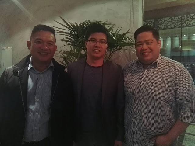 Conversations with Randell Tiongson and other financial advocates for Money Talks 2017