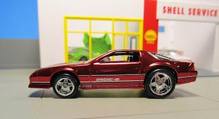 Hot Wheels RLC  Chevrolet Camaro
