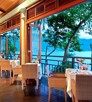 Hilton Seychelles Northolme Resort The Hilltop Restaurant