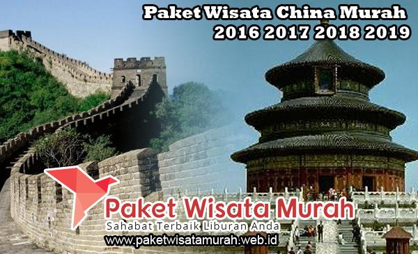Paket Wisata China Murah