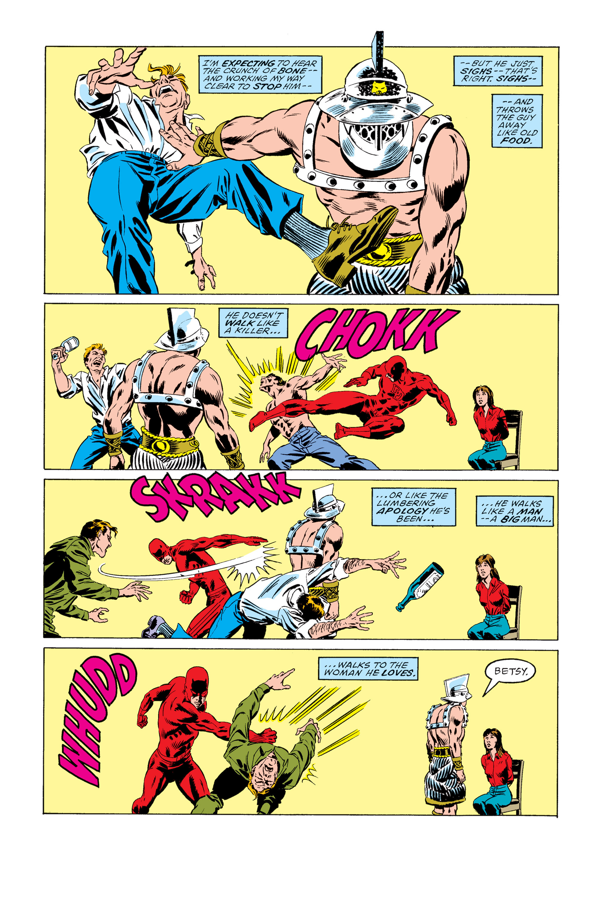 Daredevil (1964) 226 Page 23