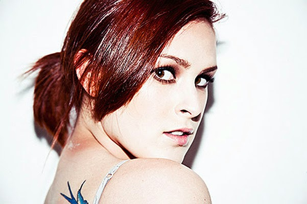 Rumer Willis in photoshoot