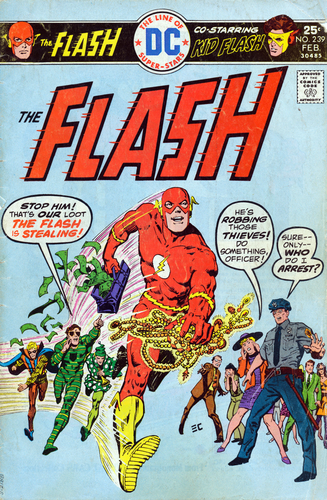 The Flash (1959) 239 Page 1