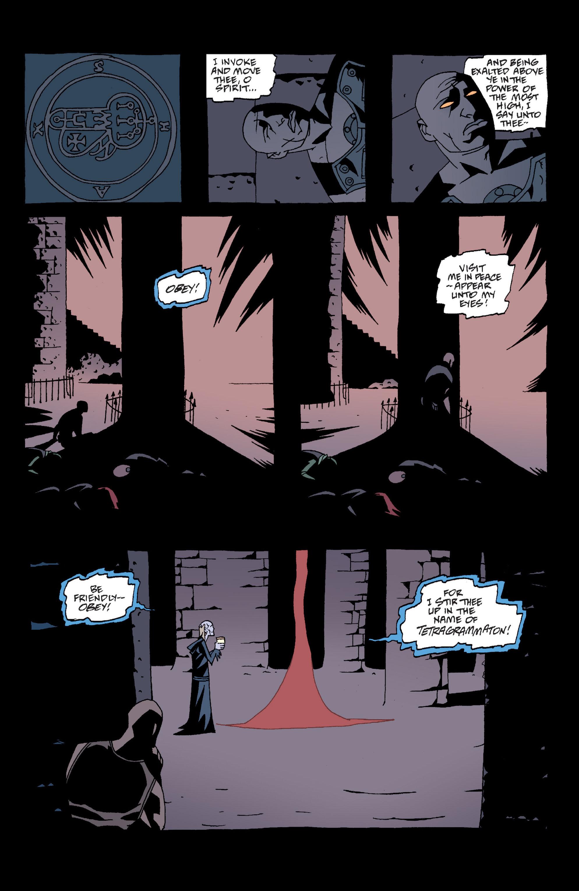 Read online B.P.R.D. (2003) comic -  Issue # TPB 2 - 23