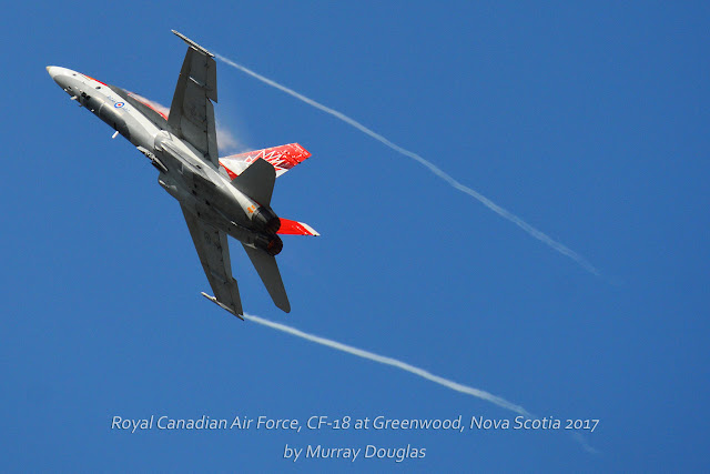 Canadian CF-18 Fighter jet