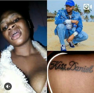 As in ehn, Many are Mad in Nigeria right now but few are roaming  A Nigerian lady who's deeply in love or rather in the list with music sensation, Kizz Daniel, is seriously begging for a one night stand with the singer.