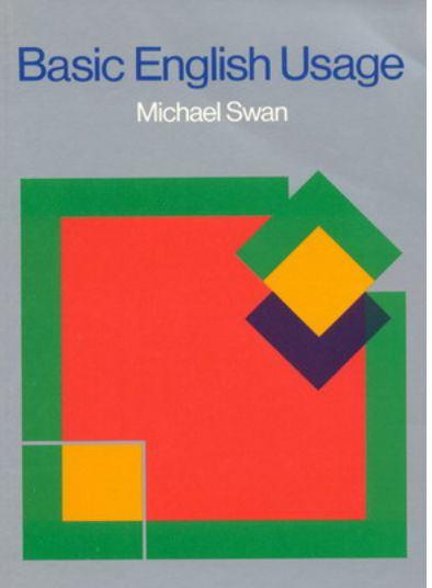 Basic English Usage by Michael Swan Ebook PDF Download