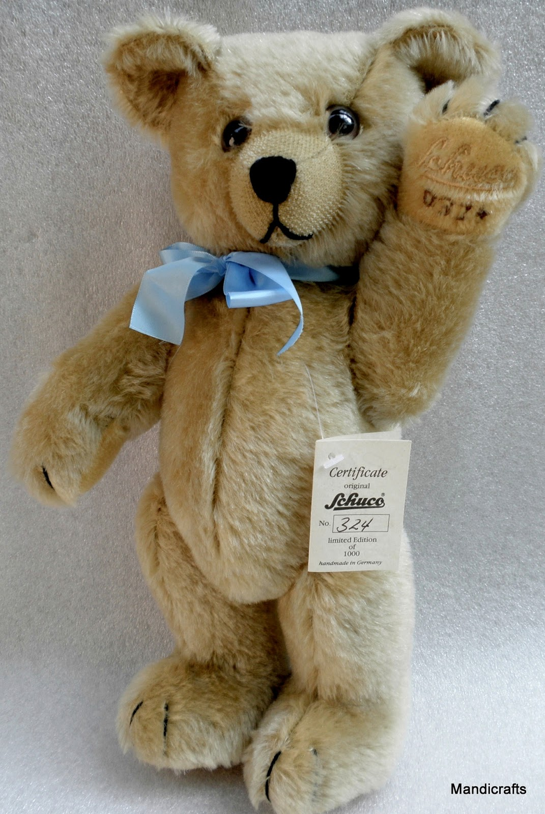 Collectible Teddy Bears: Schuco Germany History