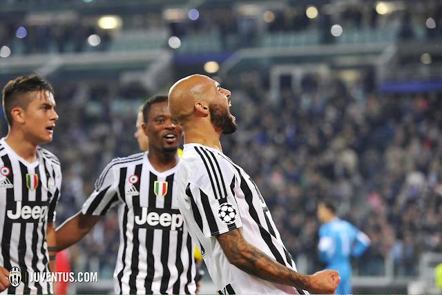 Kartu Merah Warnai Kemenangan Juventus
