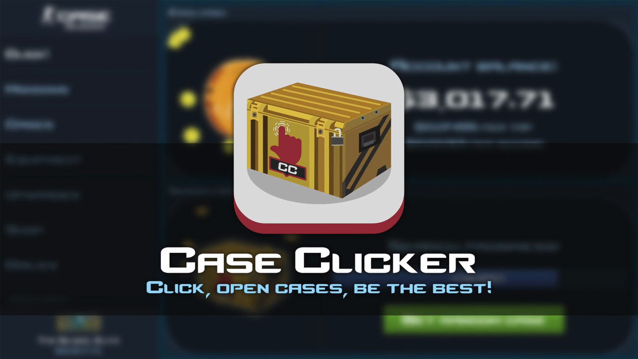 Case Clicker 2 - Market Update!