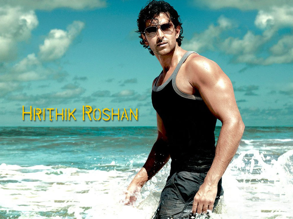 hrithik roshan handsome actor hd wallpaper - top 10 wallpapers
