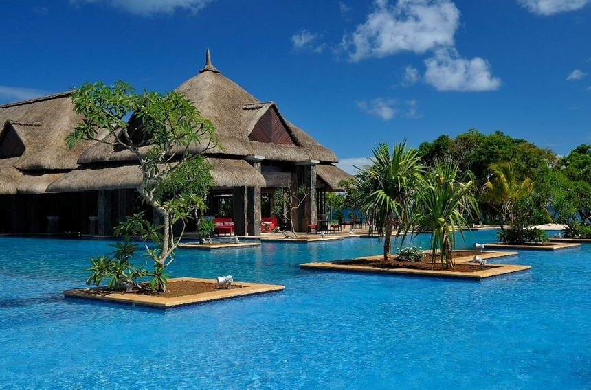 8. The Grand Mauritian Resort & Spa, Mauritius