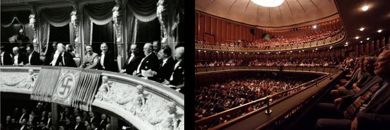 Hitler at the Stadttheater