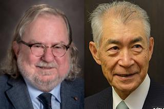 James P. Allison and Tasuku Honjo awarded 2018 Nobel Prize