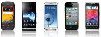 Smartphones que registram imagens e vídeos com muita qualidade