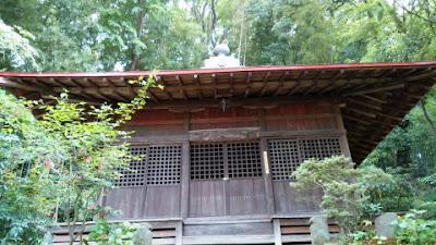 圓照寺十王堂