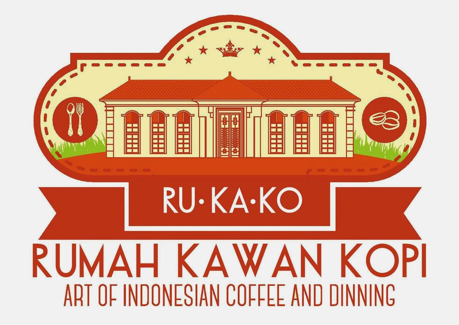 RuKaKo - Rumah Kawan Kopi, Restoran Ala Rumah Bangsawan