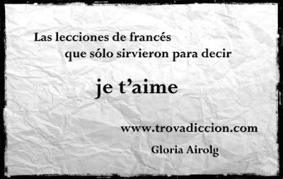 Las lecciones de Francés que solo sirvieron para decir Je t'aime