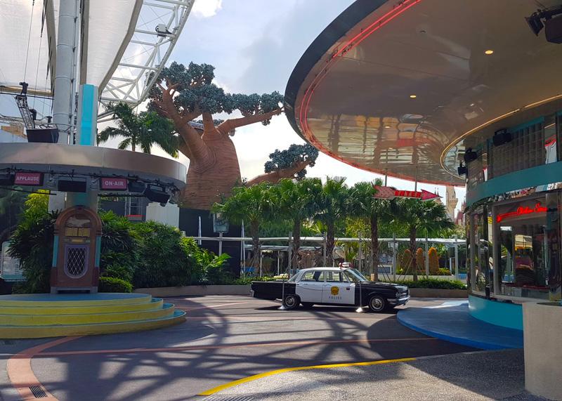 Universal Studios Singapore VIP Tour