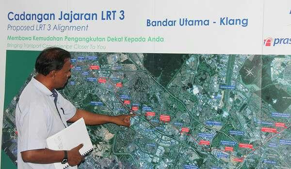 MCA: Kenapa Kos LRT Pulau Pinang Lebih Mahal Dari LRT3?